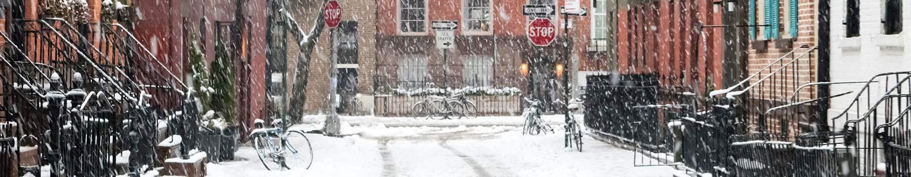 Winter in New York City