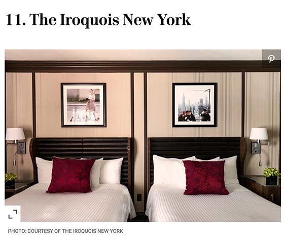 The Perfect New York Hotels For All Your Favorite Neighborhoods