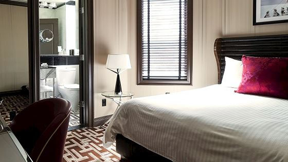 Superior Rooms at The Iroquois New York
